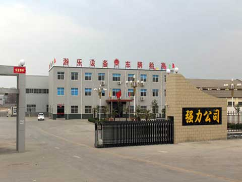 Beston Roller Coaster Factory