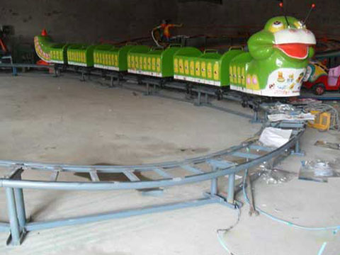 Kiddie Roller Coaster for Park