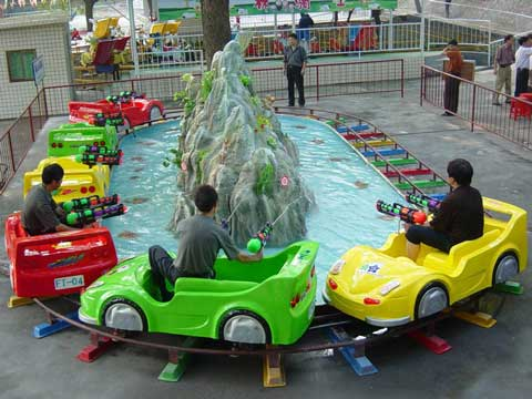 Beston mini roller coaster ride