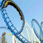 Big Roller Coaster For Sale