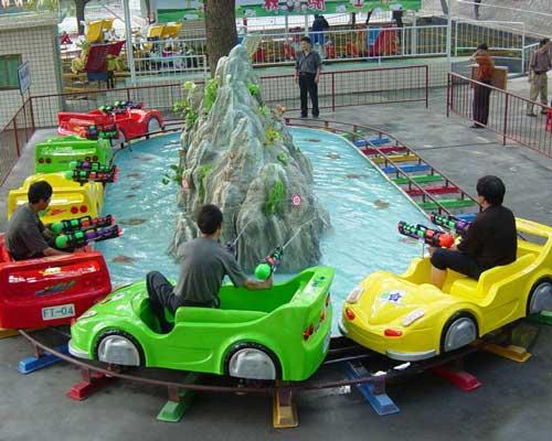 Family ride mini shuttle roller coaster roadster