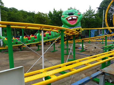 Slide Worm Roller Coaster For Kids