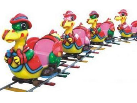 Amusement park train coaster ride for sale