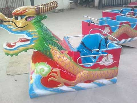 Quality roller coaster dragon car ride for sale