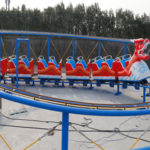 Dragon Roller Coaster for Sale