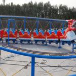 Dragon Roller Coaster for Sale