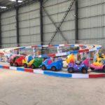 Mini Shuttle Kiddie Roller Coaster