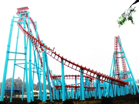 Beston Steel Roller Coaster for Sale