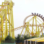 Suspended Roller Coaster for Sale