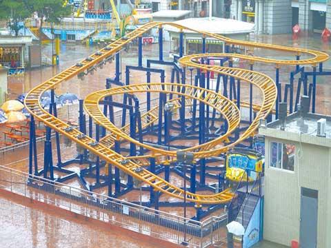 Indoor Roller Coaster Rides