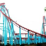 5 Ring Roller Coaster for Sale