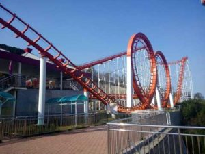 Four Loop Roller Coaster Rides for Sale