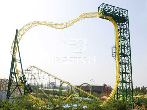 BNMR-12A Magic Ring Roller Coaster for Sale from Beston