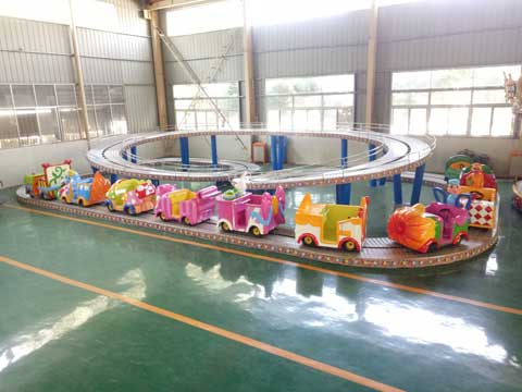 Kids Mini Shuttle Roller Coaster for Sale