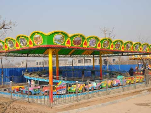 Mini Shuttle Roller Coaster for Sale