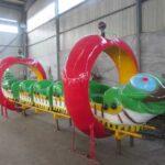 4 Types of New Mini Roller Coaster from Beston Amusement