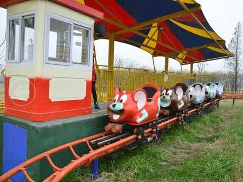 Beston Wild Mouse Mini Roller Coaster